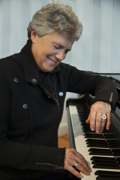 Claire Ritter Pianist Composer Educator