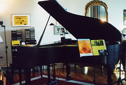 Claire Ritter Studio - Piano and Composition